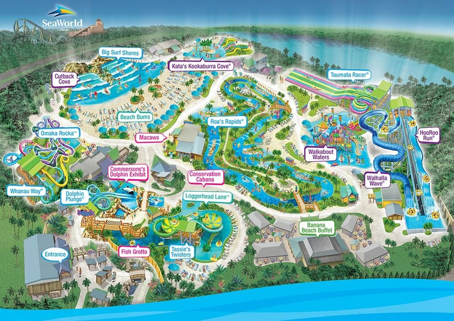 Aquatica Orlando Seaworld S Water Park Guide Ticket Deals