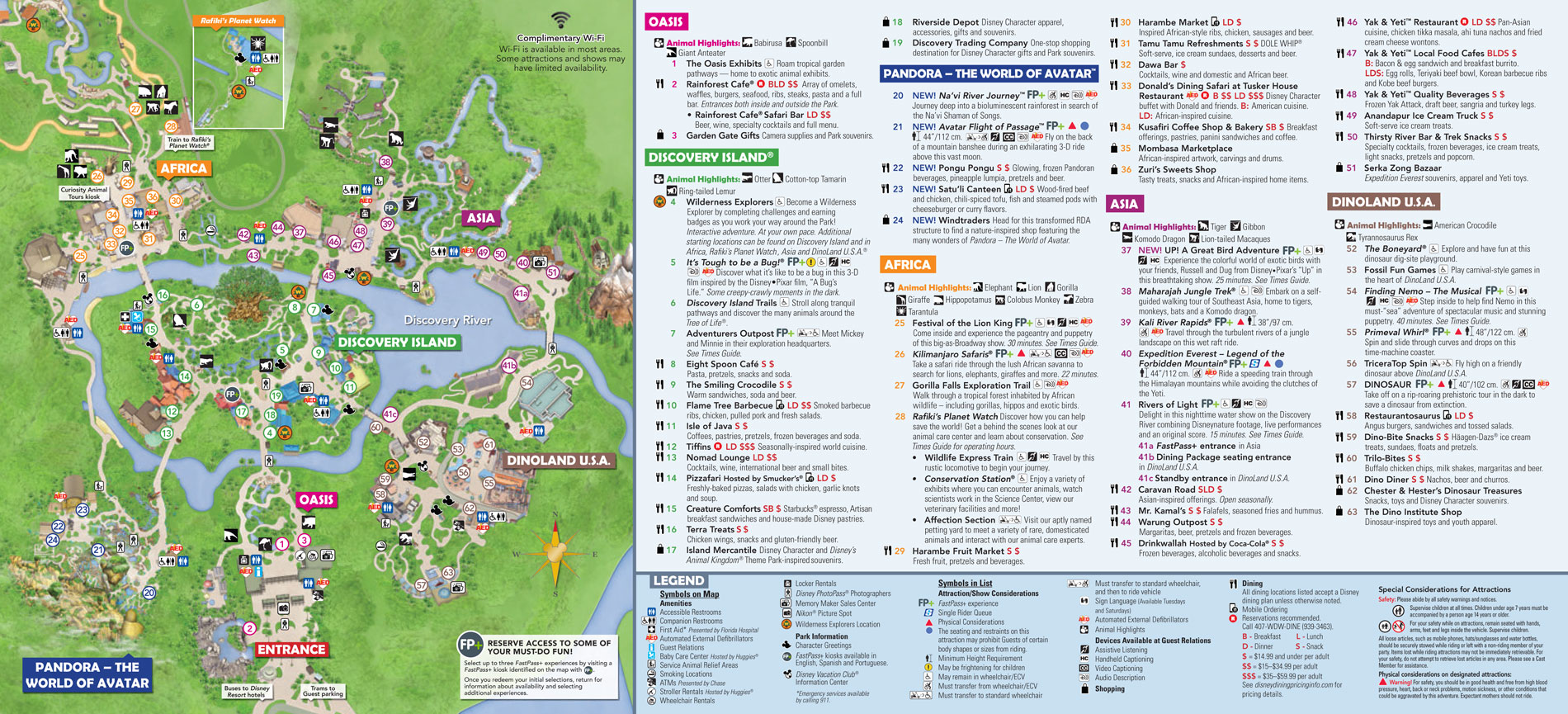 Animal Kingdom Discount Tickets | Visit Orlando