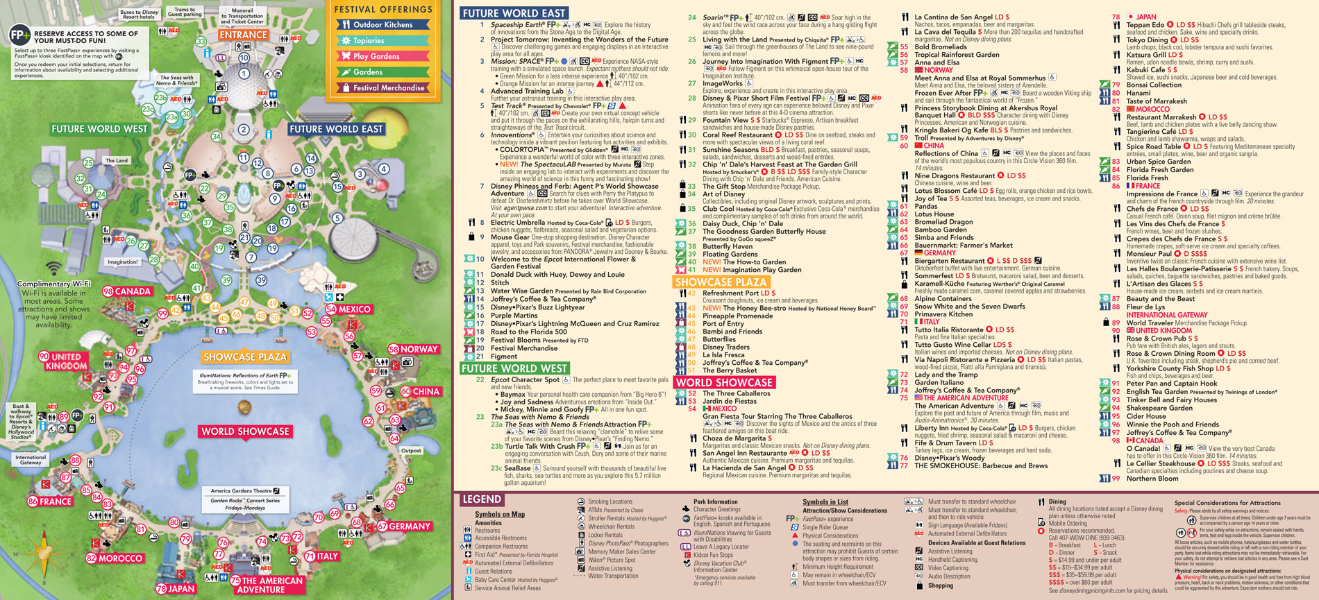 epcot disney s theme park at walt disney world resort visit orlando