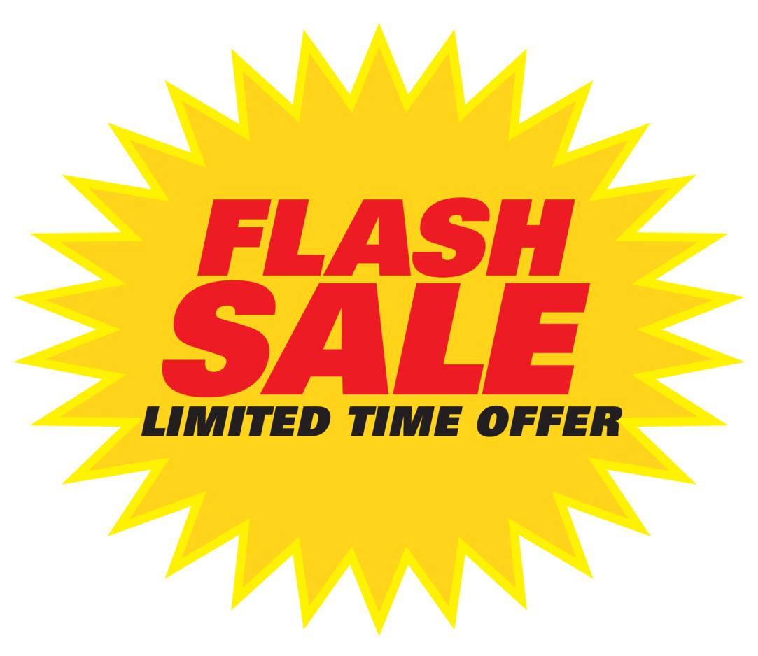 Fall Flash Sale